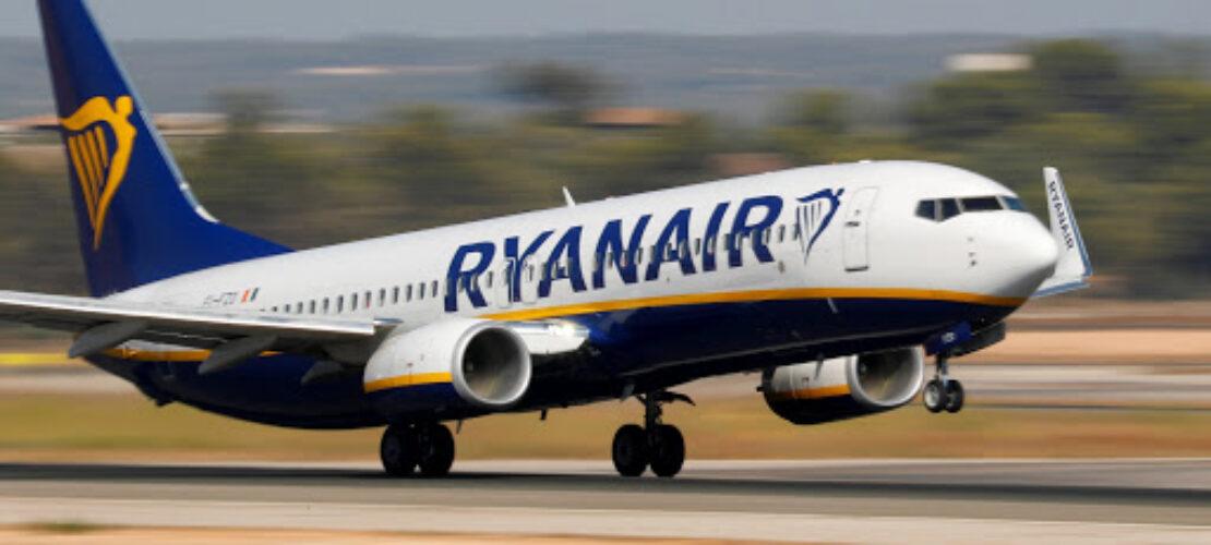 Ryanair annuncia il ripristino di quattro rotte sull'aeroporto di Comiso: Bruxelles, Francoforte, Milano Malpensa e Pisa