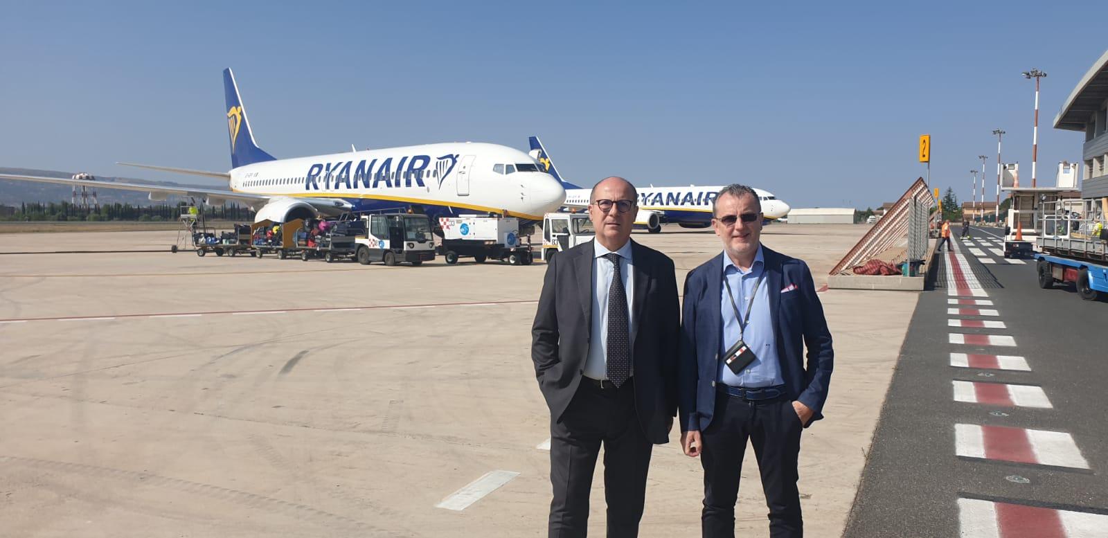 Ryanair annuncia due nuove rotte su Comiso: da agosto si vola a Bologna e Bergamo